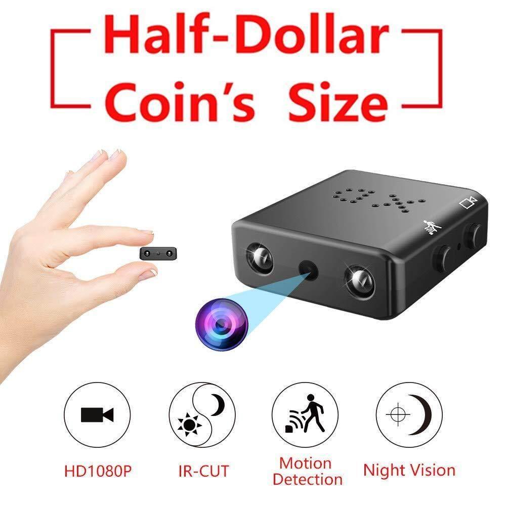 HD 1080P Mini Hidden SPY Camera Night Vision Motion Detection Video Camcorder
