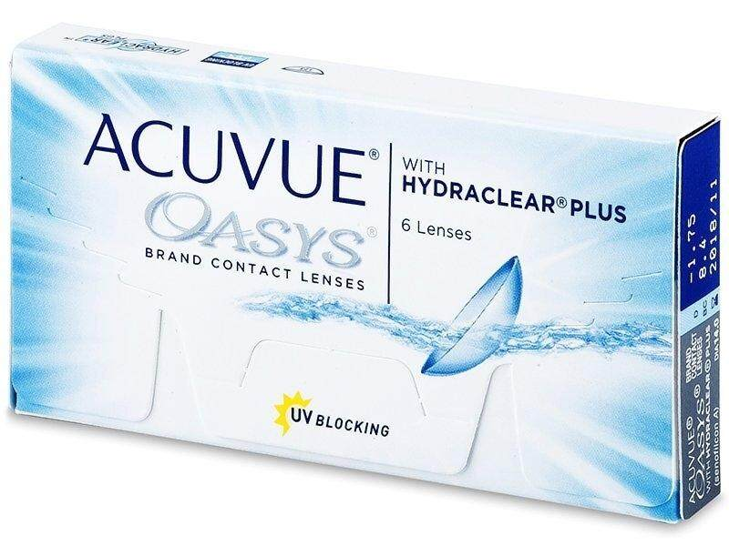 Acuvue Oasys with Hydraclear Plus(-6.00)