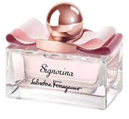 Signorina by Salvatore Ferragamo 100ml Eau de Parfum spray/perfume