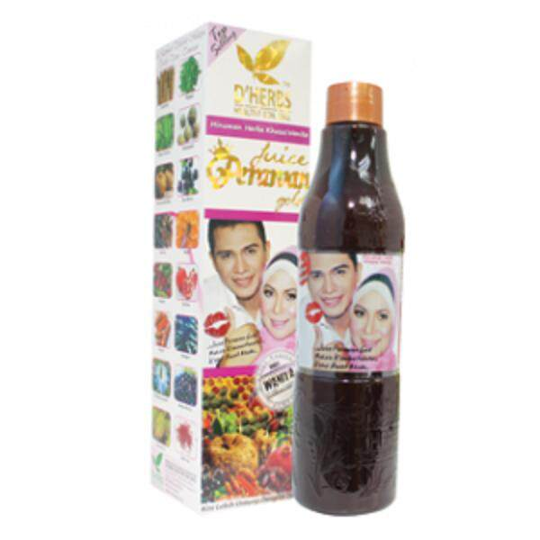 Dherbs Jus Perawan Gold 260ml Buy Sell Online Women S Health With Cheap Price Lazada