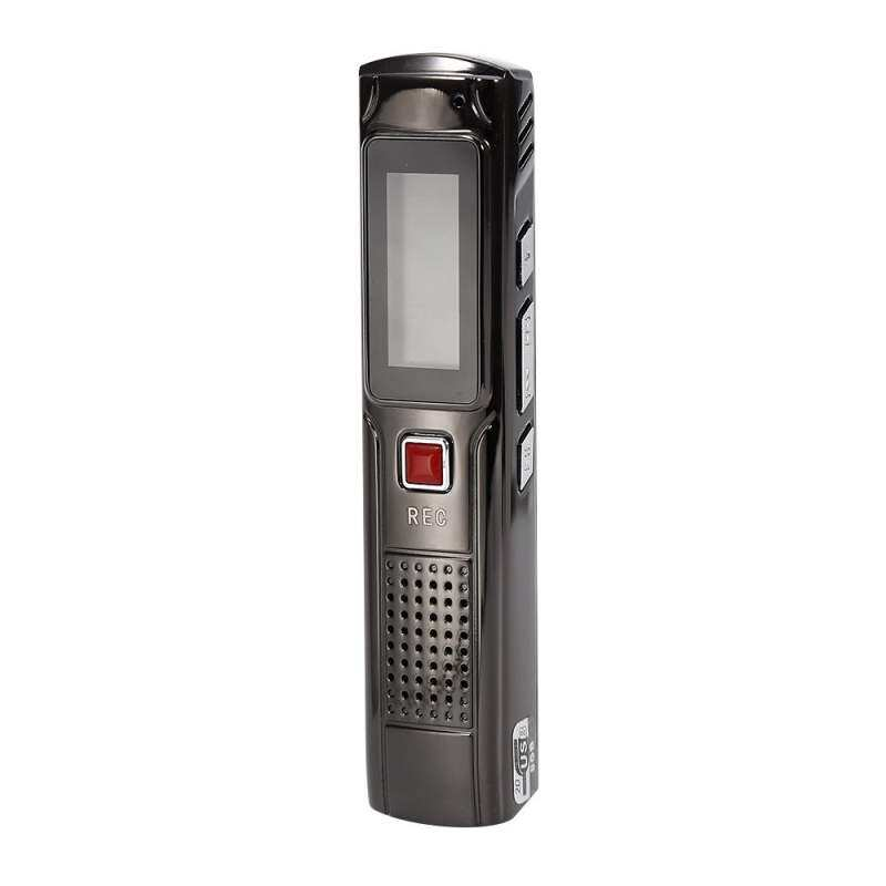 Hot 8GB Stereo Digital Audio Voice Recorder Pen MP3 Music Player 7RQ Modes