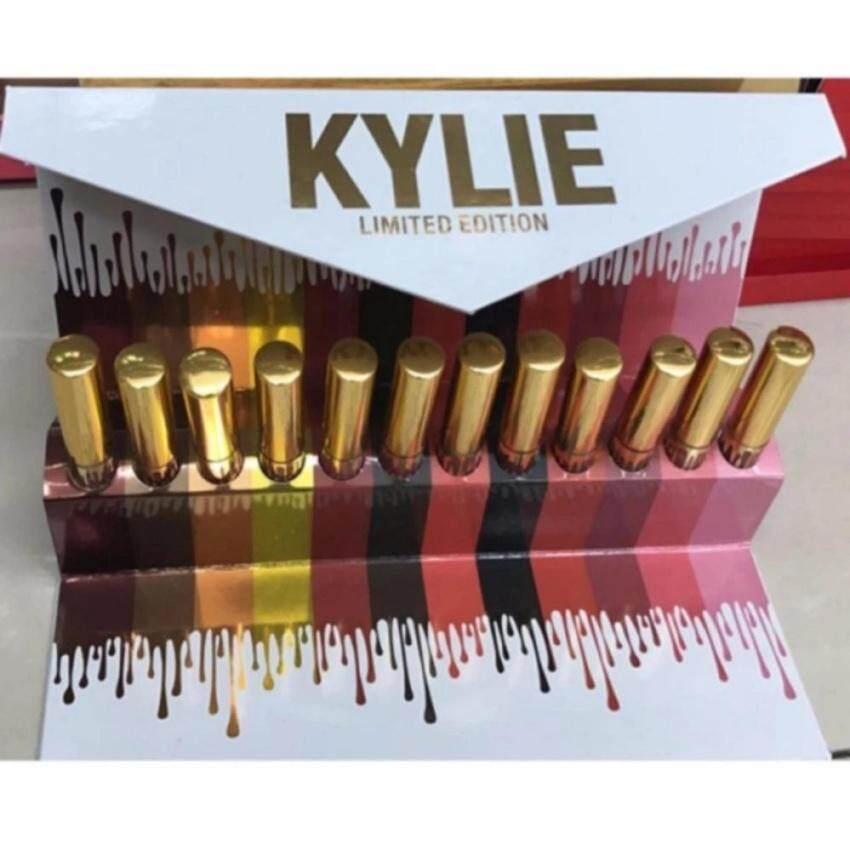 Kylie Limited Edition Matte Liquid Lipstick 12pcs