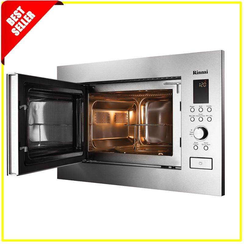 RINNAI RO-M2561-SM 25lt Built-in Combi Microwave with Grill