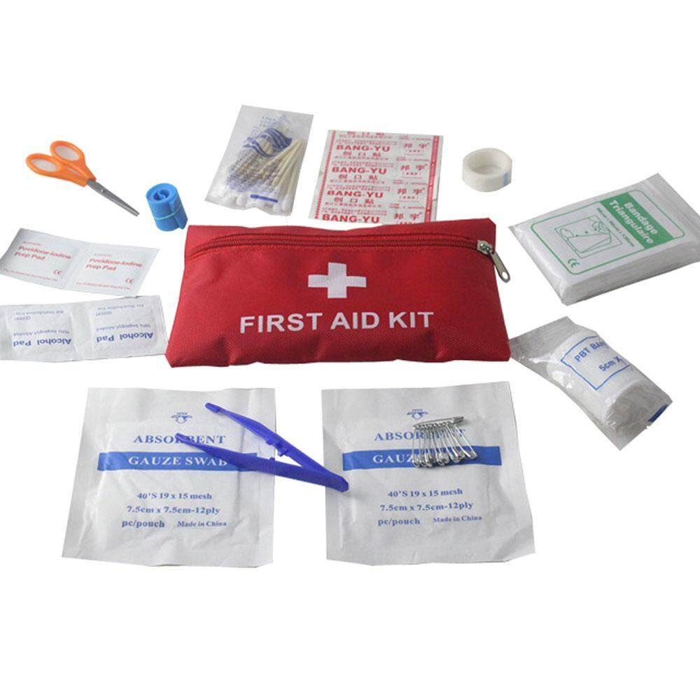 Fasetry Outdoor First Aid Treatment Bag Travel Home Office Car Emergency Medical Kit First Aid Kits