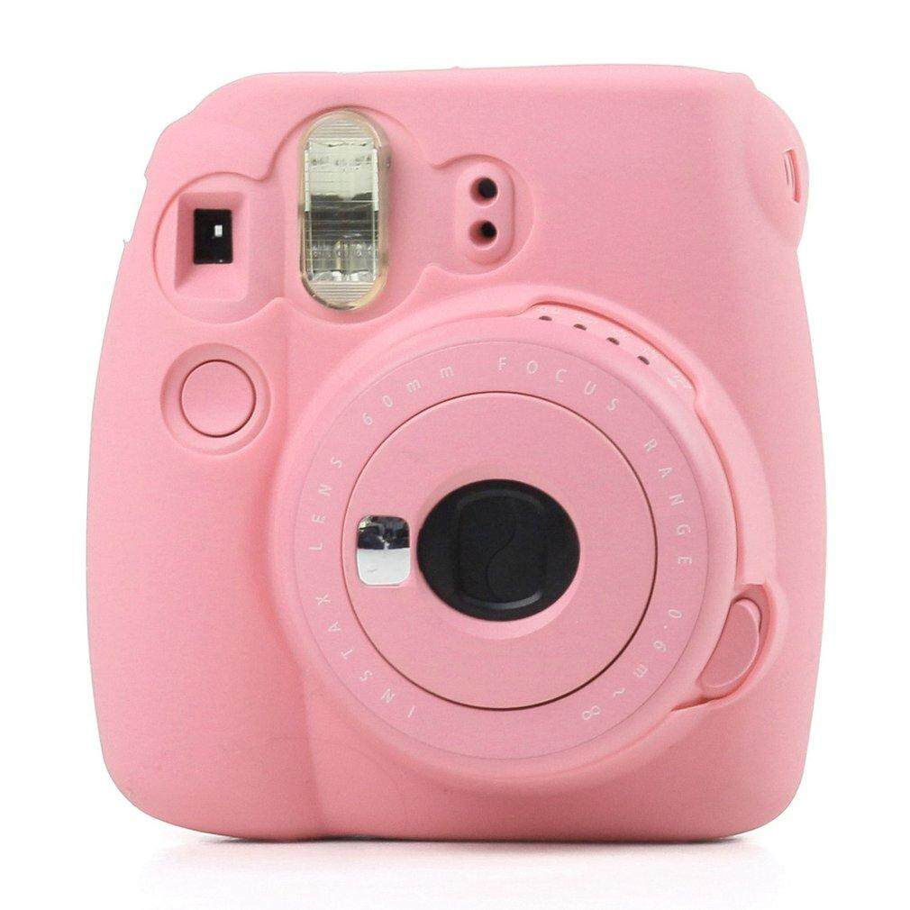 USTORE Luminous Soft Carrying Storage Cover for Polaroid Fujifilm Instax Mini 8/8+