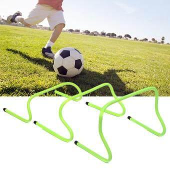 "5pcs AGILITY HURDLES 6"" Football Rugby Speed Training [Net World Sports] 23x31x46cm"