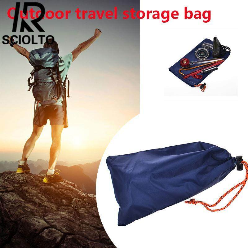 (Free Shipping for WM - Klang Valley,WM - Non Klang Valley,EM - Sabah)SCIOLTO SPORTS Oxford Cloth Outdoors Small Bags Travel Equipment Mountaineering