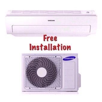 Samsung AR18JRFSW Deluxe 2.0hp Faster Cooling Non Inverter Air Conditioners + Free Installation In Klang Valley