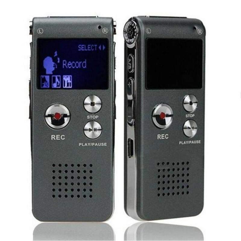 AirTop Hot Professional 8GB Digital Voice Recorder Pen USB Dictaphone MiniMP3 Player Grabadora Audio Recorder Sound Voice Recording