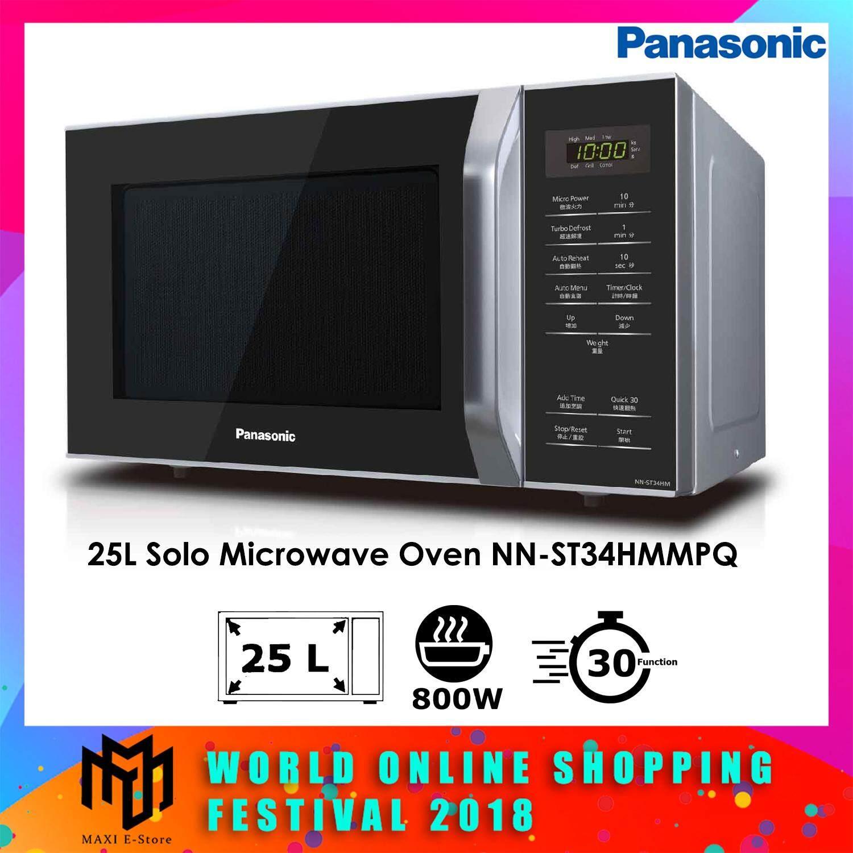 PANASONIC NNST34HMMPQ MICROWAVE OVEN 25L 800W