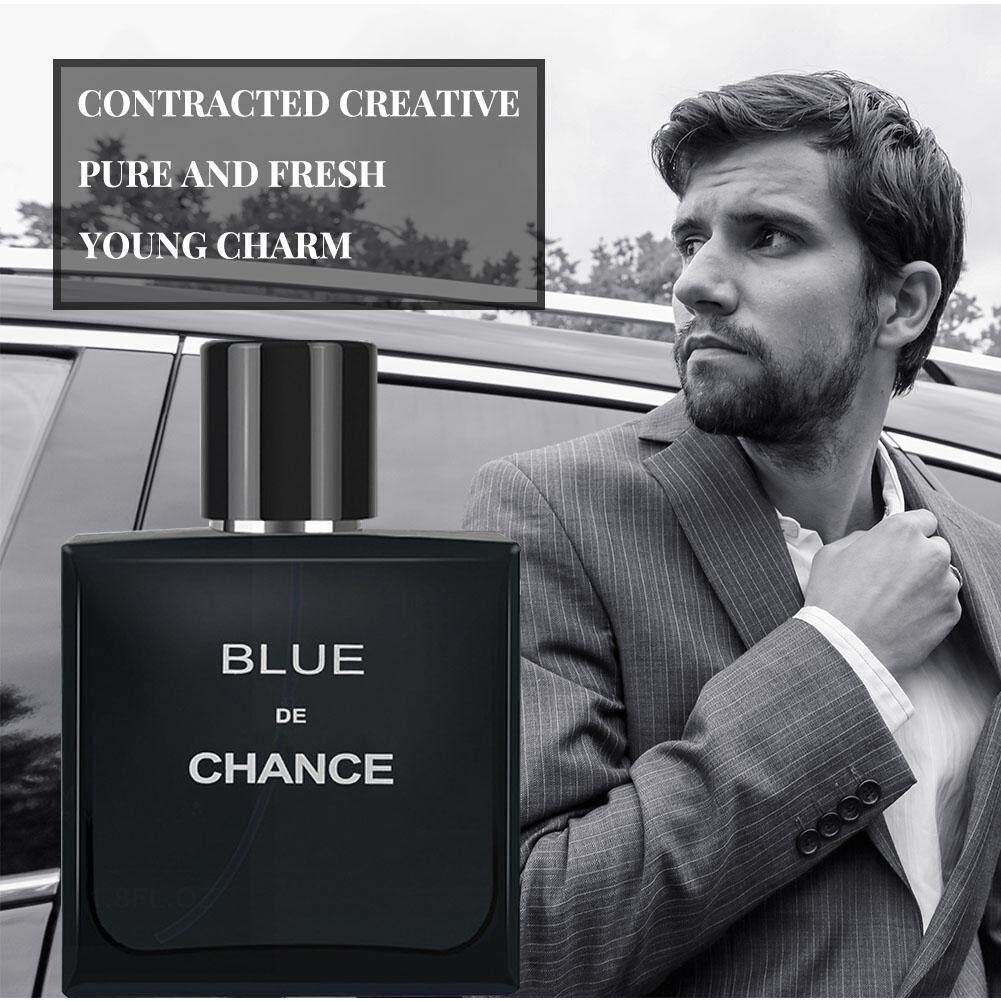 100ml Men Cologne Perfume Fresh Fragrances Mature Gentleman Temptations Parfume Bottle