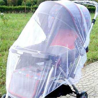 ทารกแรกเกิดรถเข็นเด็กทารก Crip สุทธิรถเข็นเด็กแมลงยุงสุทธิตาข่ายปลอดภัย-