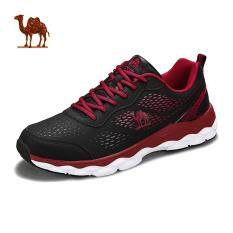 Camel sneakers men and women in the spring and Autumn period men and women are gentle anti-slip light running running shoes shock-absorbing light running shoes
