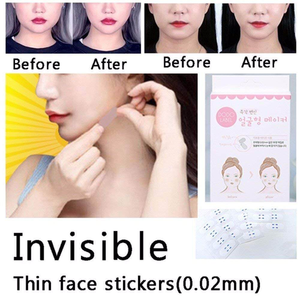 BZY Face Lift V Adhesive Tools Makeup Face Chin Lift Fine Invisible Artifact Medical Adhesive Tape