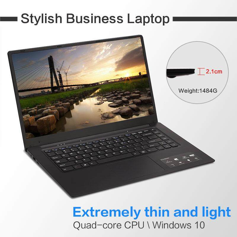 Z8350 4GB/64GB 15.6 Inch Windows 10 Bluetooth 4.0 Laptop Durable Working Supply Students Accessory Notebook Computer Office