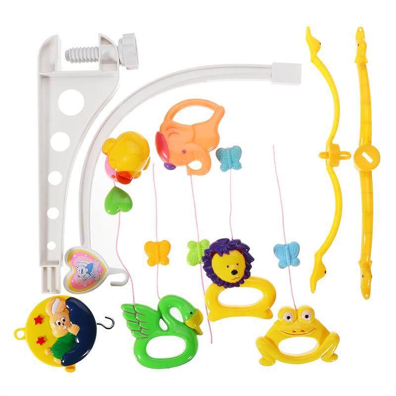 เว็บที่ขายถูกที่สุดอันดับที่ 1 Unbranded/Generic อุปกรณ์เสริมรถเข็นเด็ก เพลงเตียงเบลล์สัตว์เด็กสั่นวงเล็บหมุนของเล่นสำหรับ 0-12 เดือนทารกแรกเกิดเด็ก Christening ของขวัญ - นานาชาติ ร้านค้าเชื่อถือได้