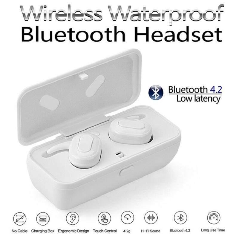 check ราคา หูฟัง Unbranded/Generic MINI หูฟังมีซิปหูฟัง SD กระเป๋าใส่บัตรกล่องกระเป๋าคาดเอวเก็บ RD - INTL ของแท้ ราคาถูก