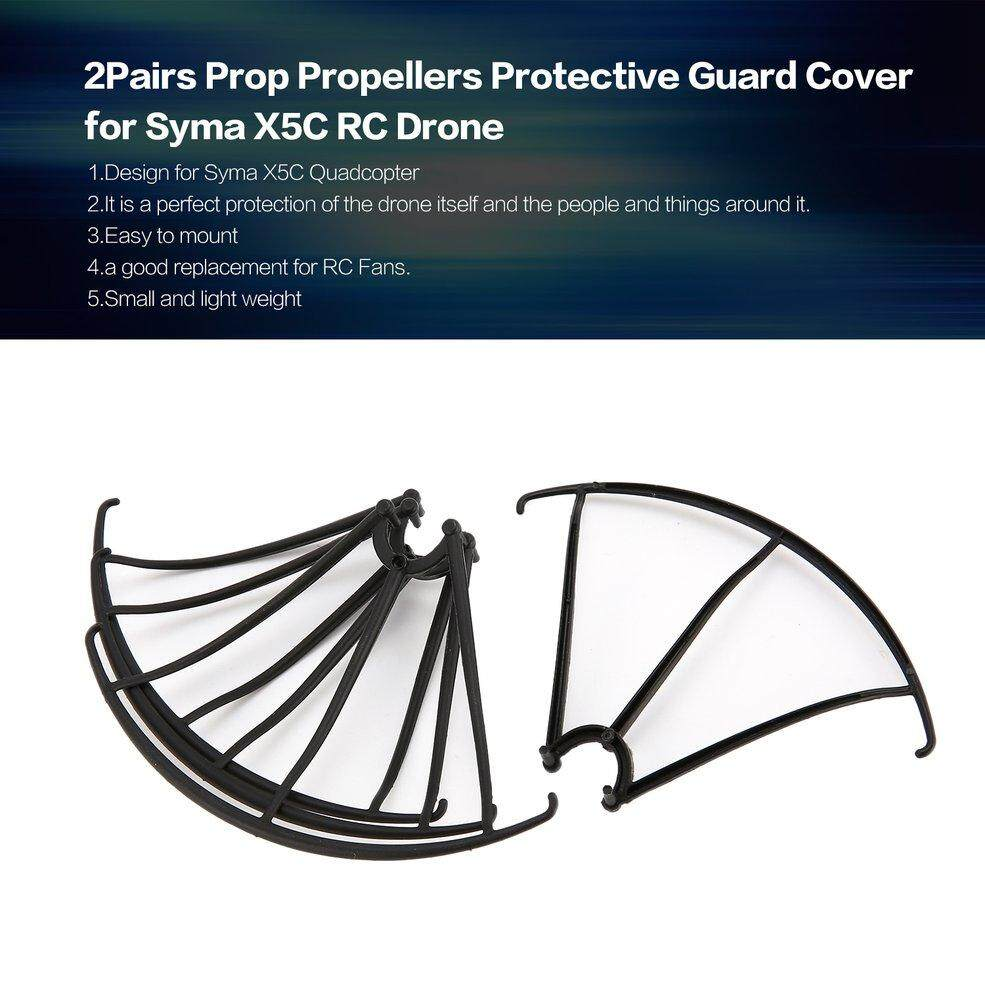 Propeller Blade Prop Propellers Protective Guard Cover for DJI Tello Drone *