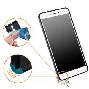 """Ipaky Plating PC 3 in 1 Phone Case For Xiaomi Redmi Note 4X 3GB+32GB. 101.000 ₫. For Xiaomi Redmi Note 4X / 3GB+32GB 5.5 """" inch Case 3D Relief Silicone"""