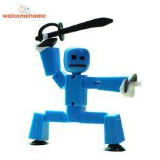 StikBot Studio Weapon Action Sucker Pack Role Play Figurines Animation Toy – intl