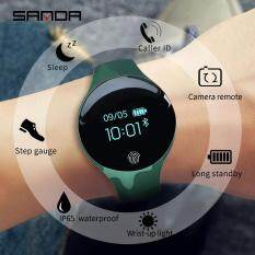 SANDA IOS Android Smart Watch Waterproof IP65 Bluetooth Sport Smartwatch Men Women Watches Fingerprint Boot reloj inteligente SD02