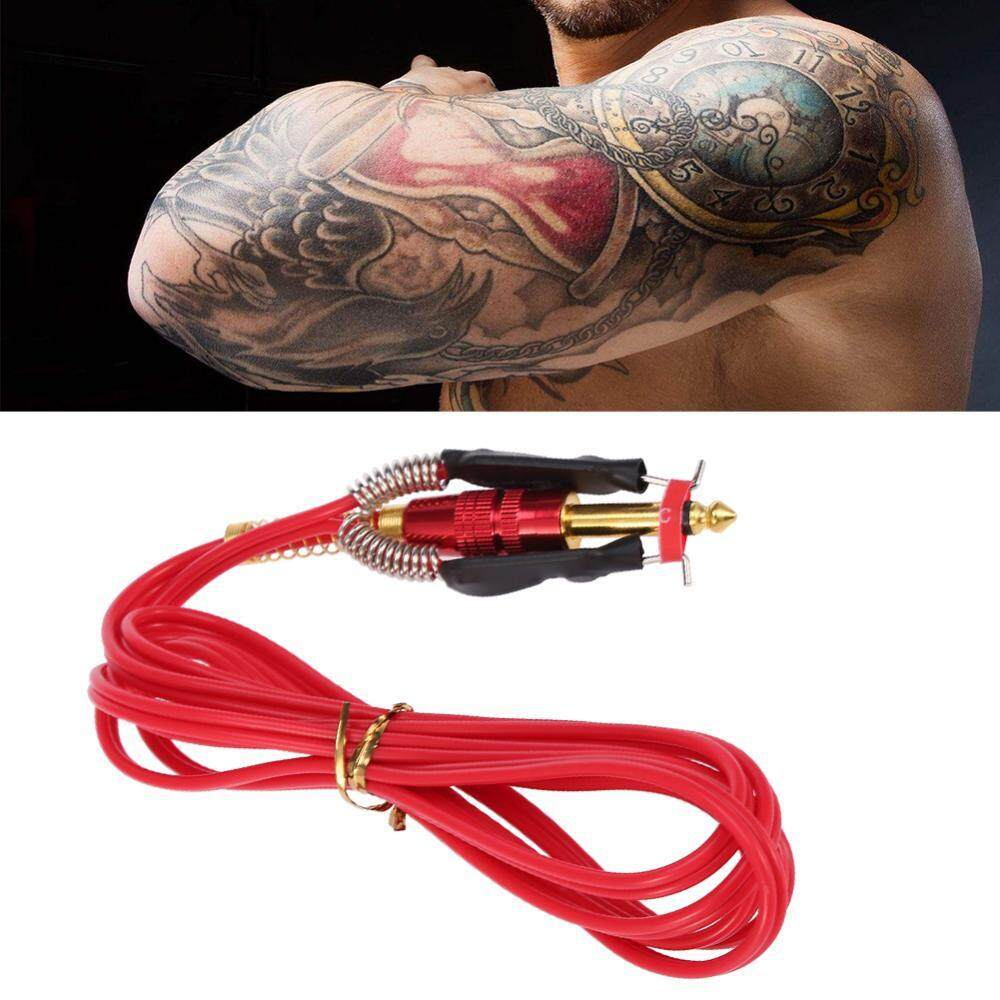 1.8m 71 Inches Tattoo Machines Soft Silicone Tattoo Clip Cord for Power Supply Line