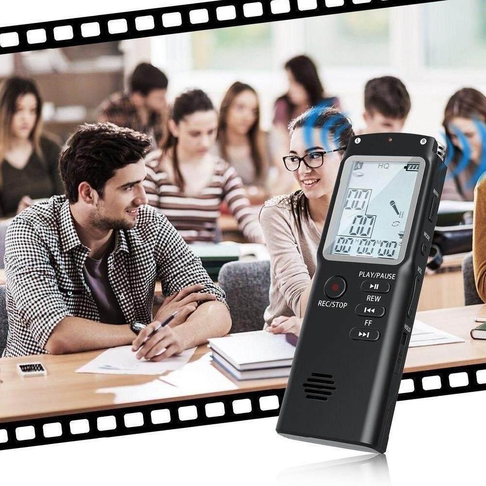 16 GB USB Pen Disk Flash Drive Digital Audio Voice Recorder 15 hrs Recording