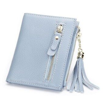 Women Lady Wallet Leather Small Mini Short Bifold Purse Clutch Card Coin Holder