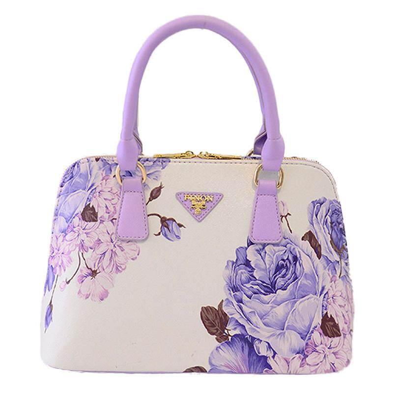 5151da8d7a1 Autumn Winter Shoulder Bag Lady Retro Shell Handbag Sac a Main Luxury Women  Designer Handbags High Quality Women Hand Bag(Purple)