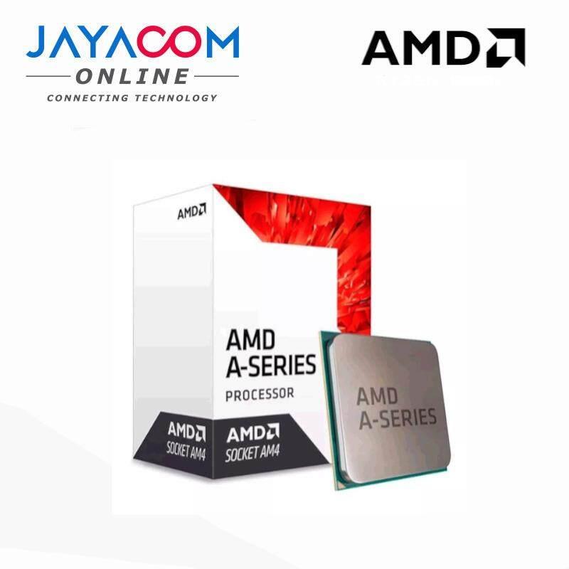 AMD SOCKET AM4 A6-9500 3.8GHZ PROCESSOR