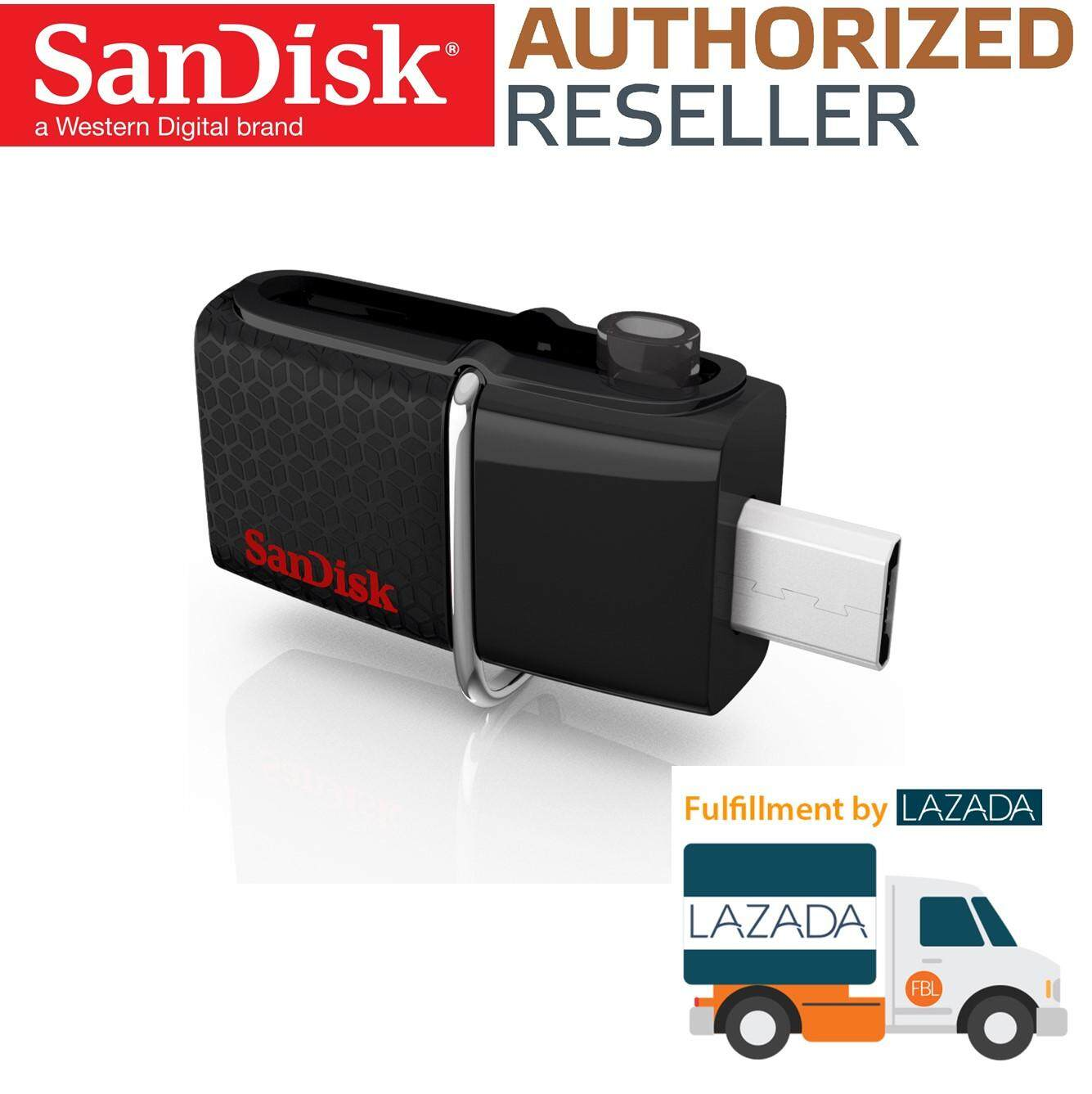 Sandisk Ultra Dual Usb 30 Price Online In Malaysia October 2018 Original 32gb Flash Drive Flair Cz73