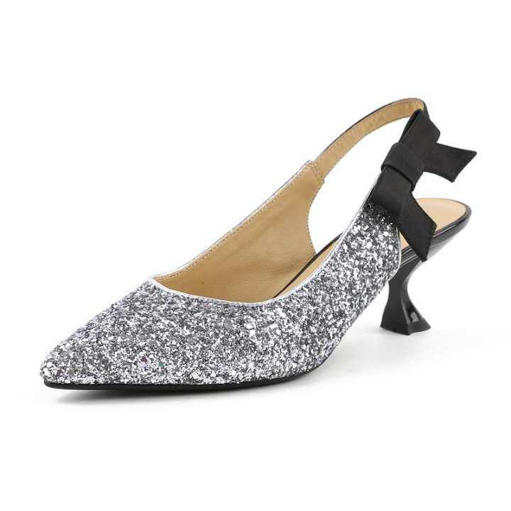 Gentlemen/Ladies:Korean-style sequined summer New New New style women shoes : Good goods collection c37272
