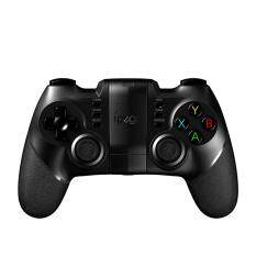 LB ipega Gamepad Bluetooth Game Controller 2.4G Wireless Receiver Joystick Android IOS Game Console Player for PUBG Style:Without Bluetooth Receiver (9077)