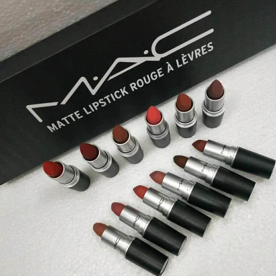 New Arrival Strepsils Cool 12 Sachet 72 Pcs M A C Matte Lipstick Rouge Levres 12pcs Set