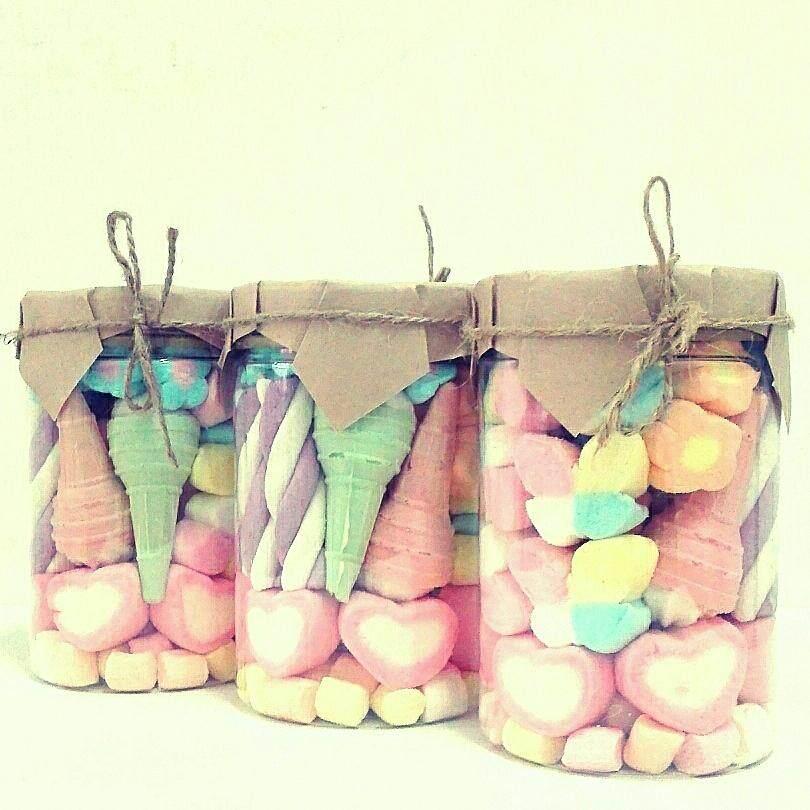 Marshmallows candy (2bottles)