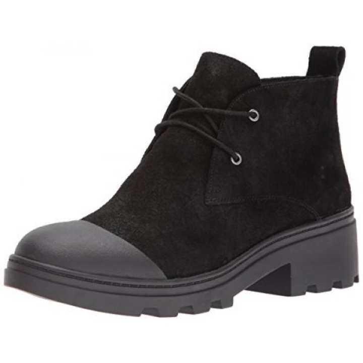 Eileen Eileen Eileen Fisher Womens Reese Fashion Boot, Black, US e4bcfa
