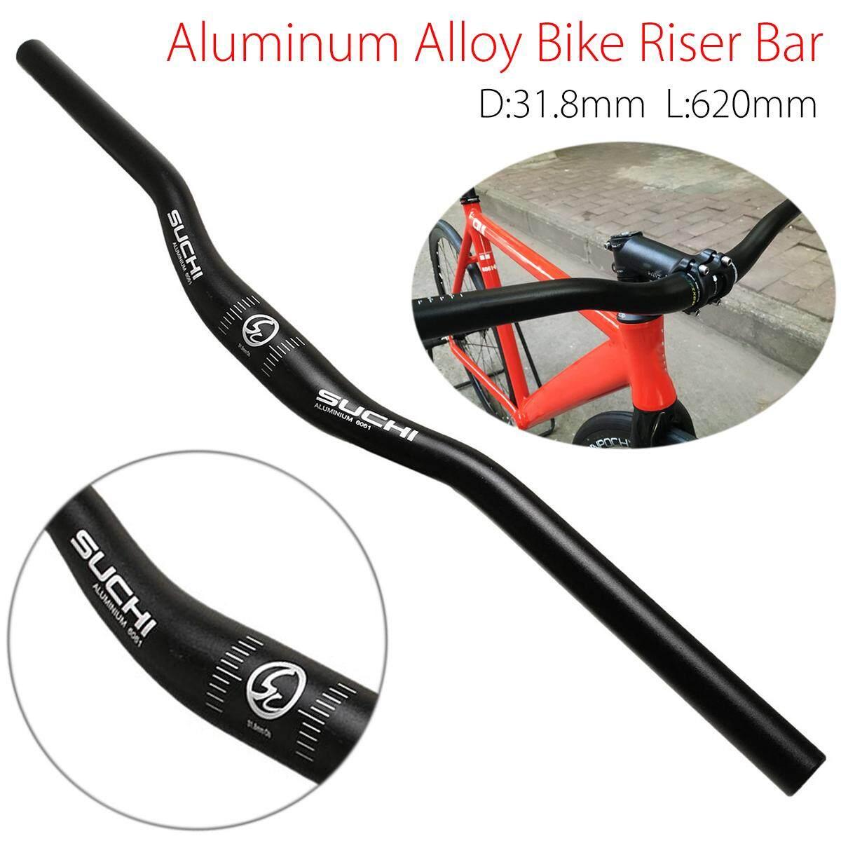 780x31.8mm Lightweight Aluminum Alloy MTB Mountain Riser Bicycle Handlebar Strik