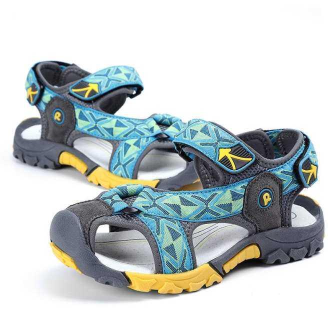 Boy Sandals, New Summer Children's Non-slip Sandals - intl