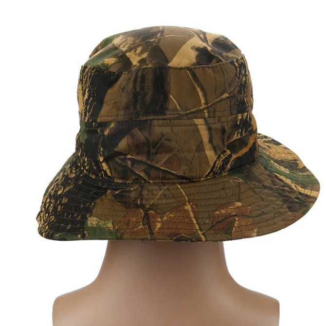 Summer Military Camouflage Bucket Hats Jungle Camo Hat with Wide Brim Sun  Fishing Bucket Hat Caps 437836a760