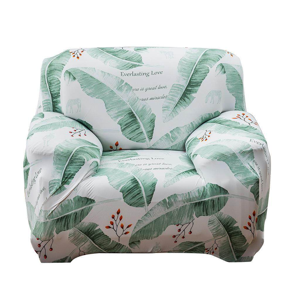 Polyester Spandex Stretch Sofa Cushion Cover Furniture Slipcover Pillow Case US
