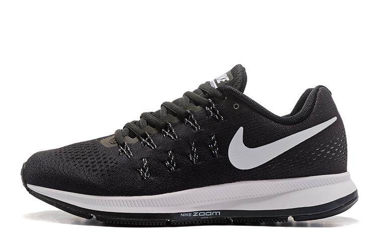 promo code 2a5cb 4dcb0 Nike Air Zoom Pegasus 33 Mens Fashion Light Sport Sneakers Breathable  Running Shoes (White