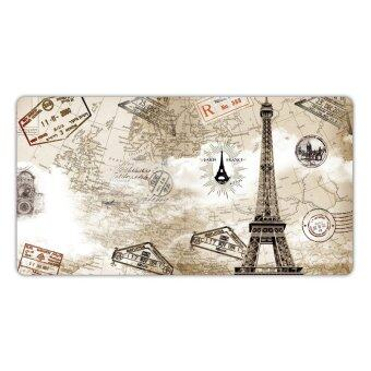 57*33*0.3cm Large Mice Mat Mouse Pad for Gaming (Brown)