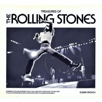 Treasures of Rolling Stones (HB) 9781847328502