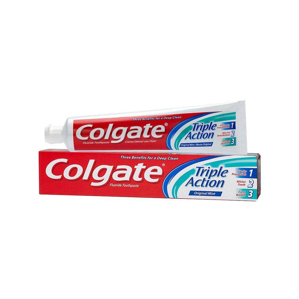 Colgate Sensitive Foam Active Whitening Toothpaste 120g