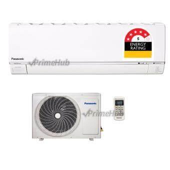 Panasonic 2.0HP Inverter Air Conditioner CS-S18RKH (Split Indoor + Outdoor Air Con Unit)