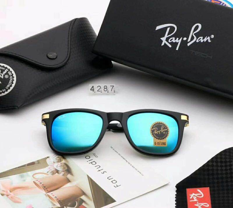 Ray-Ban-Sunglasses Rb Fashion Pilot Polarized Light Glasses Sunglasses By City Purchase.