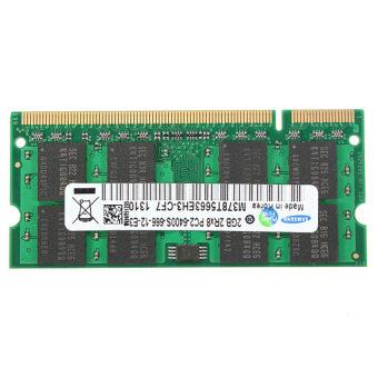 HKS 2GB DDR2-800 PC2-6400 SODIMM Notebook Laptop Memory RAM