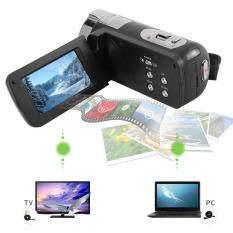 ELEC 3.0 inch 24 M Di Động Kỹ Thuật Số Chống rung 1080 P DV Màn Hình Cảm Ứng Đầu Ghi Camera