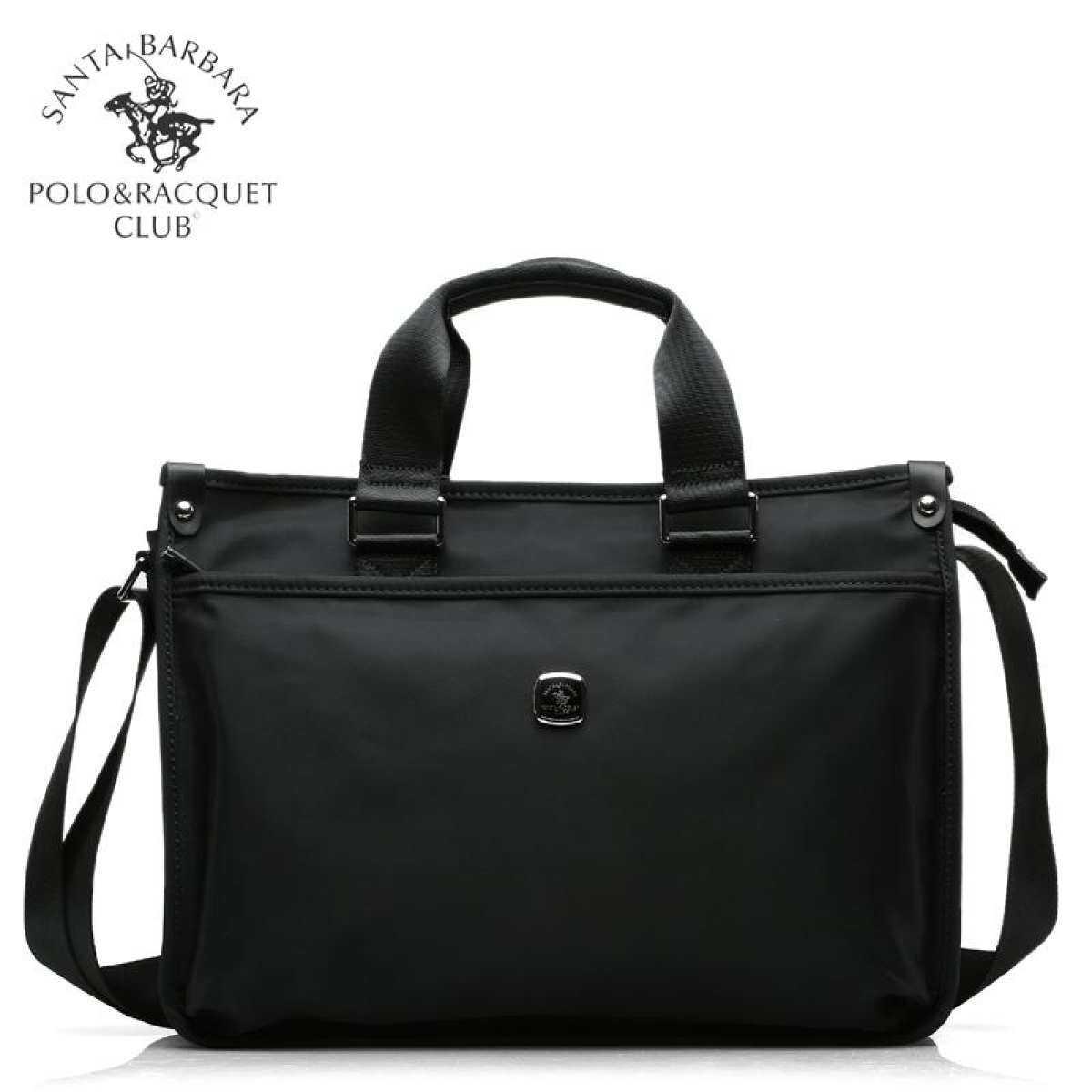 Santa barbara POLO RACQUET CLUB casual bag bag shoulder men Oxford s aa19adcbc110f