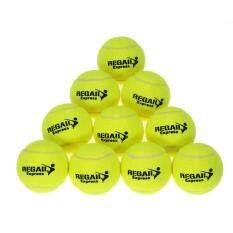 10 Cái/túi Bóng Tập Tennis Bóng Tập Luyện Quần Vợt Bền Độ Đàn Hồi Cao Dành Cho Người Mới Bắt Đầu Thi Đấu